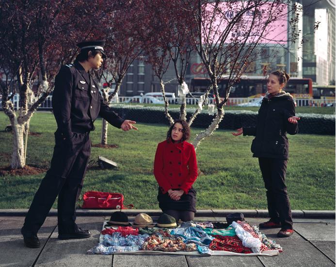 lavoratori stranieri in Cina