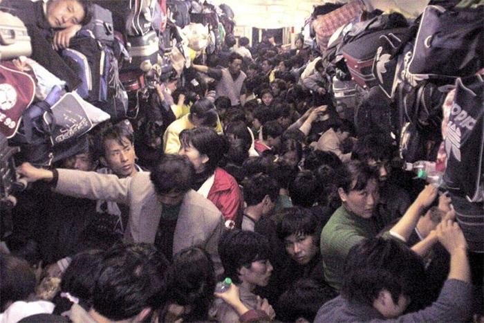 viaggi in treno in Cina
