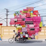 China's unusual views by Alain Delorme