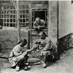 Once upon a time in China:Photos taken by tourist during the Qing dynasty