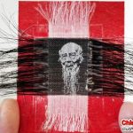How to make art with human hair