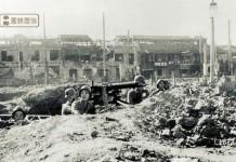 battle for Shanghai