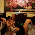 30 amazing images of a century-old Chinese sauna