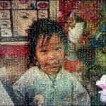 1800 Lomo pictures create amazing Chinese Interactive Mosaic