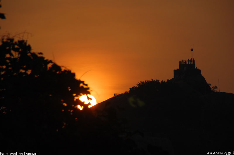 gulangyu sunset
