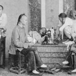 Chinese Opium-Smokers in the late XIX Century in US