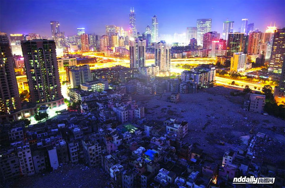 Yang Kei village