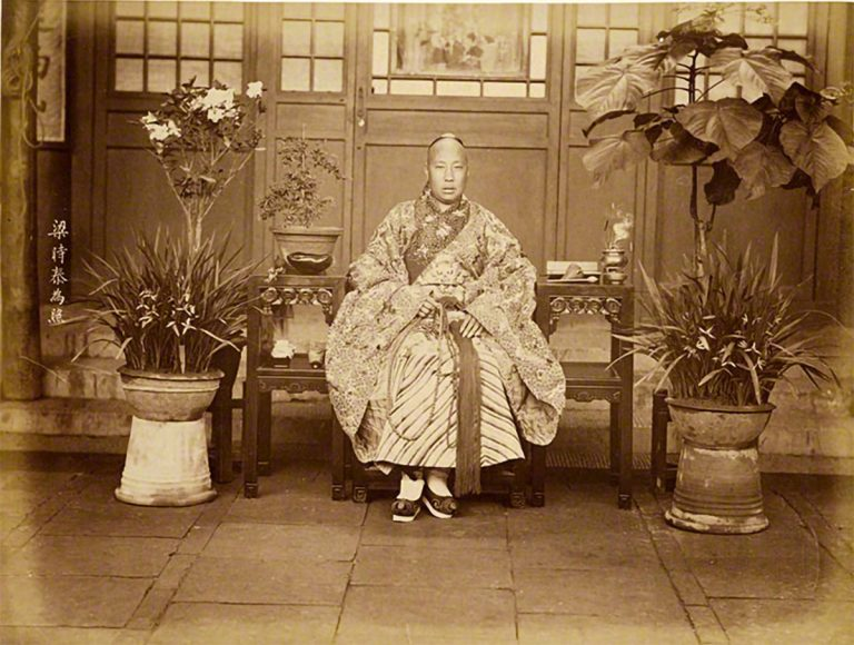 eunuchs during the Qing Dynasty