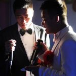 26 images of the first gay marriage in China