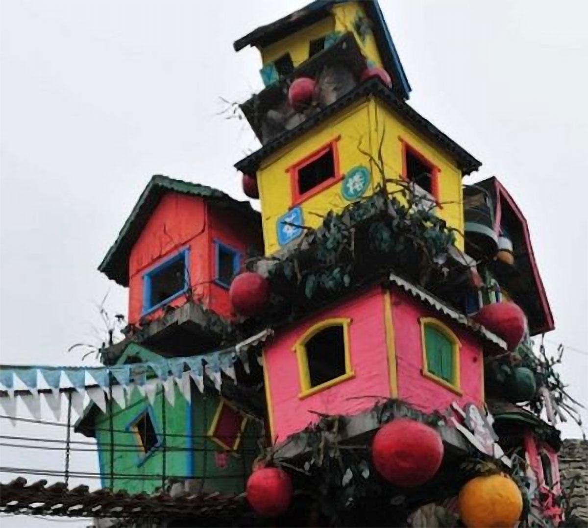 weirdest buildings in China