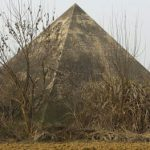Lost pyramids of Wuhan