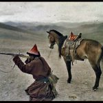 beautiful old pictures of Mongolia in 1913