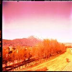 Lijiang old town through the lens of a Lubitel 166+