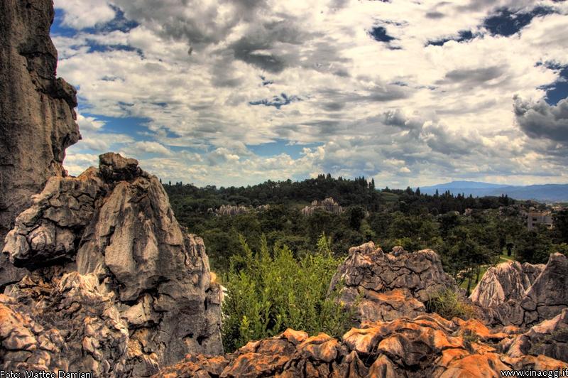 stone forest yunnan