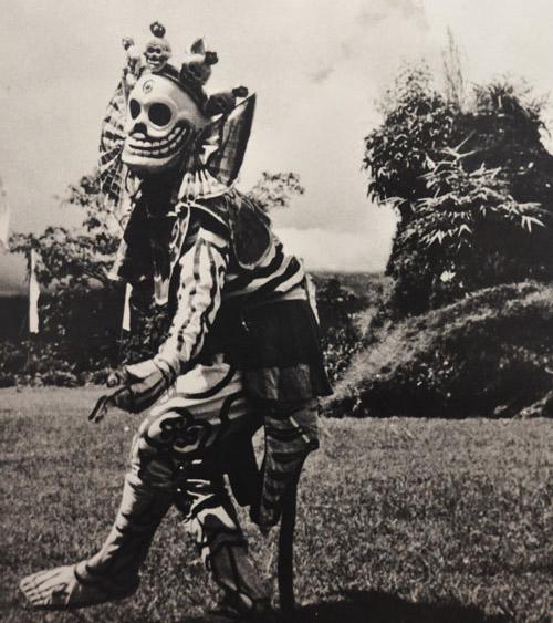 Chinese shaman