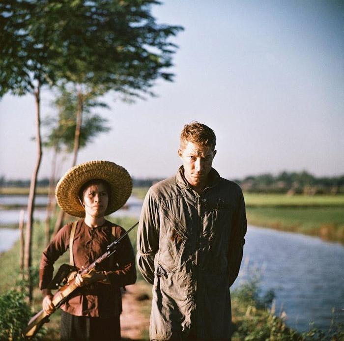 Vietnam War images - Bill Thomas Hardt