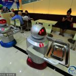 The Largest Second Generation Robot Restaurant in China