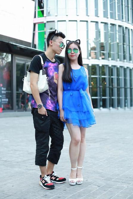 China street style