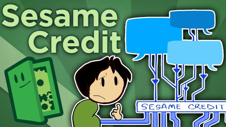 Propaganda Games in China - Sesame Credit