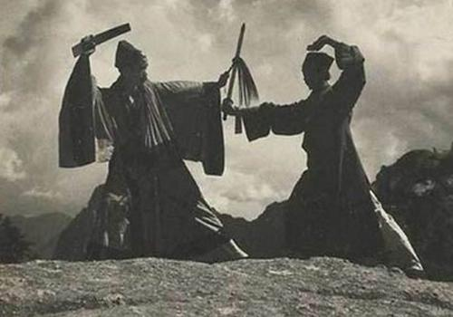 Last Taoist Immortality-Historical photos of China