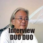 INTERVIEWING DUO DUO, THE POET OF THE CLOUDS