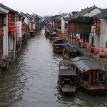 "Chinese Water Townships: Which One is the Real ""Venice of the East""?"