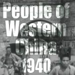 People of Western China, 1940