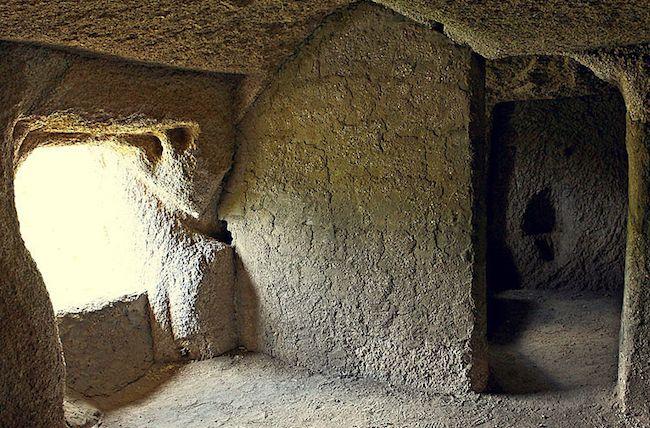 Guyaju Ruins---rovine di Guyaju
