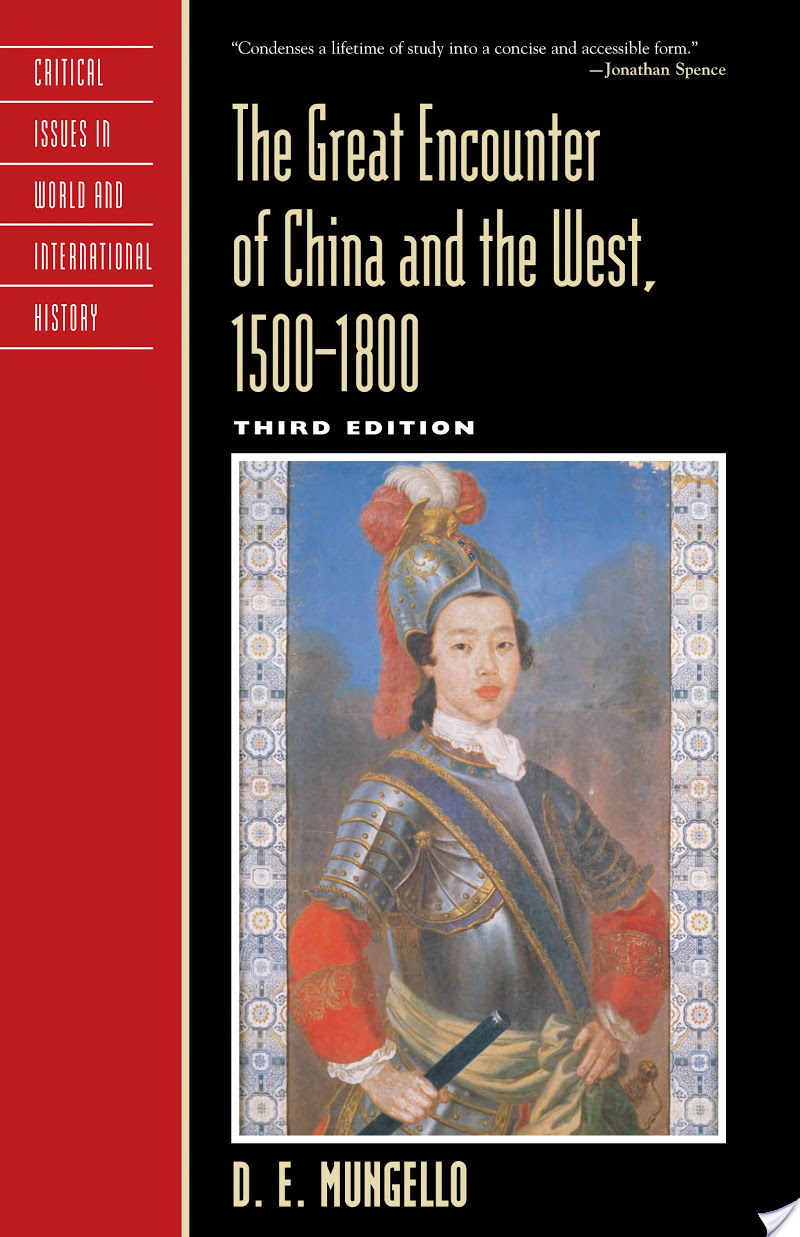The Great Encounter of China and the West