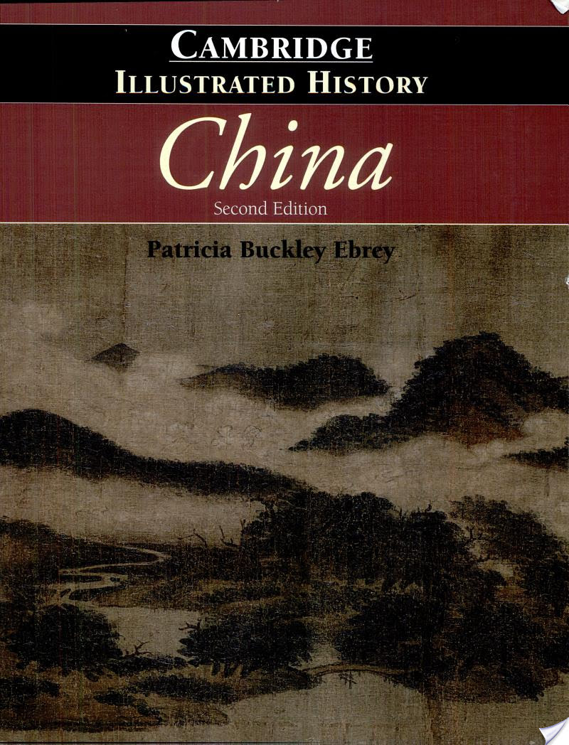 The Cambridge Illustrated History of China