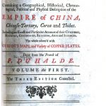 The General History of China: Containing a Geographical, Historical, Chronological, Political and Physical Description of the Empire of China, … Ceremonies, Religion, Arts and Science