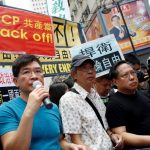 4000 Hong Kong protesters voice against China on bookseller detentions
