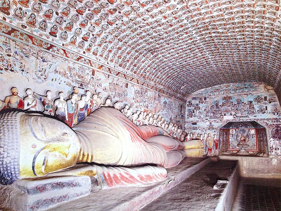 Cave nr 148 Author: Bairuilong