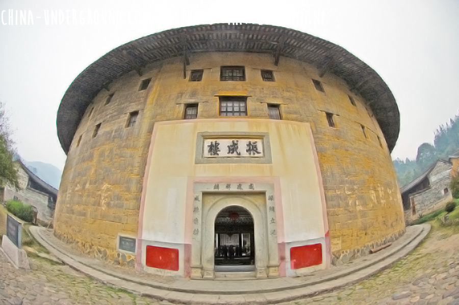 tulou-large-house