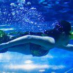 The mermaid of Wuhan