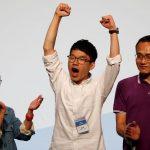 Hong Kong,Hong Kong independence,Chinese Communist Party,PCC,PEOPLE WANT CHANGE,Umbrella Revolution,Raymond Tam,Elizabeth Quat,Lee Cheuk-yan, Beijing warns Hong Kong radicals over calls for independence