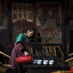11 Amazing Images of an Old Teahouse in Chengdu