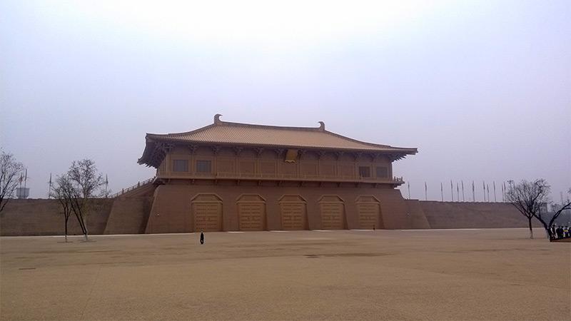 daming_palace_xian_danfeng_gate