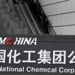 ChemChina, Sinochem in talks on possible $100 billion merger