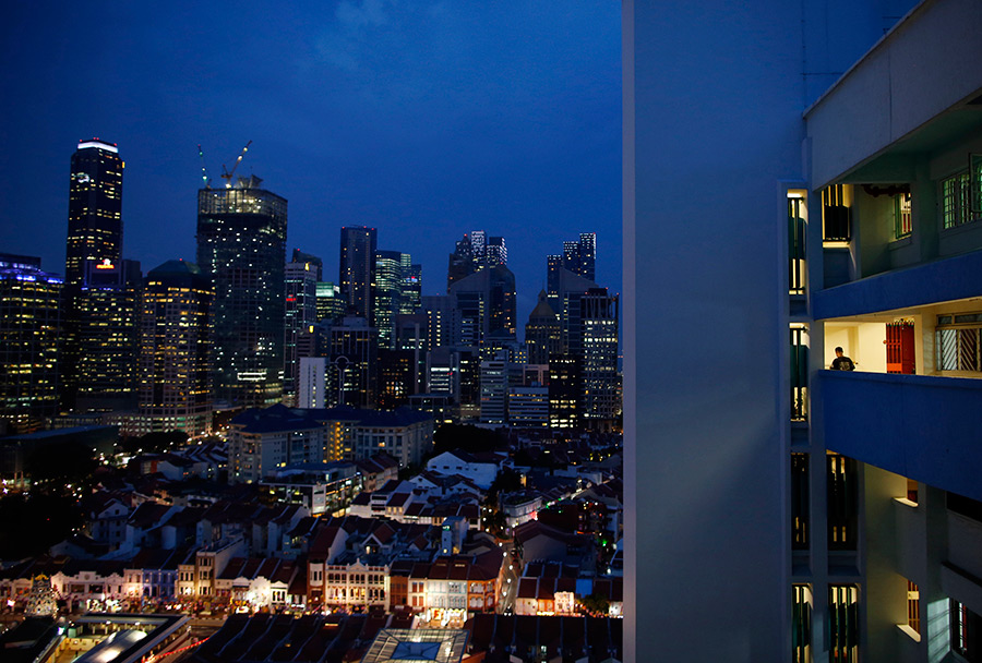 Singapore: From a Successful City to a Smart Nation - China Underground