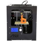 Anet A3 High Precision 3D Printer – Multiple Filaments Supported, 150 mm Cubed Printing Volume, Precision Printing