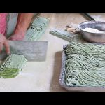 How to make Chinese noodle