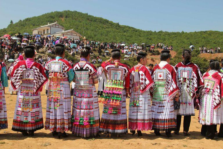 Xiaoshuijing Miao Nationality Village
