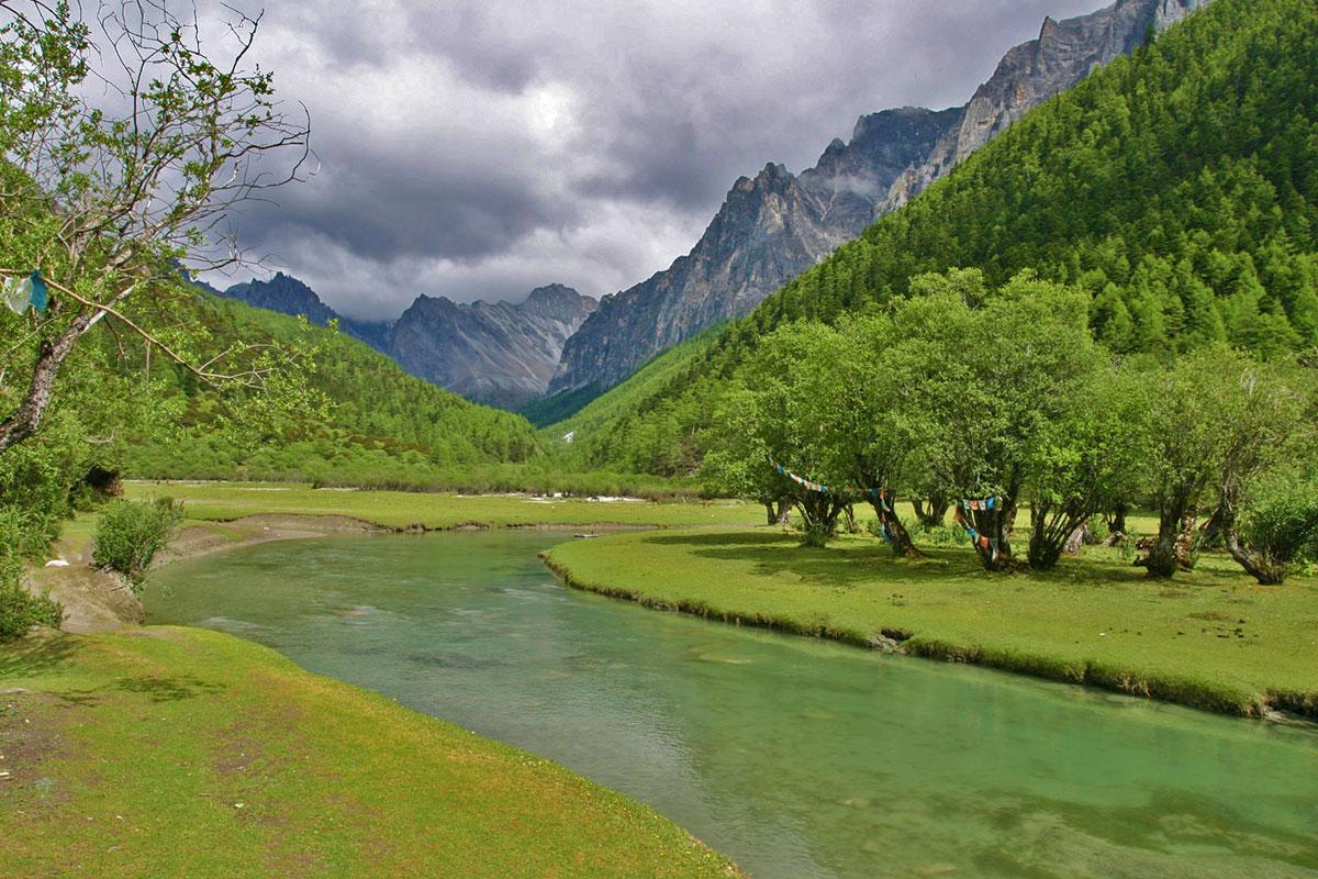 Zixi Mountain Forest Park