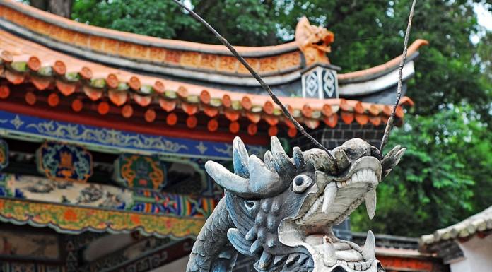 Panlong Temple, Kunming, Yunnan