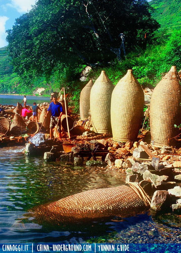 Luchong Village and Kanglang Fish