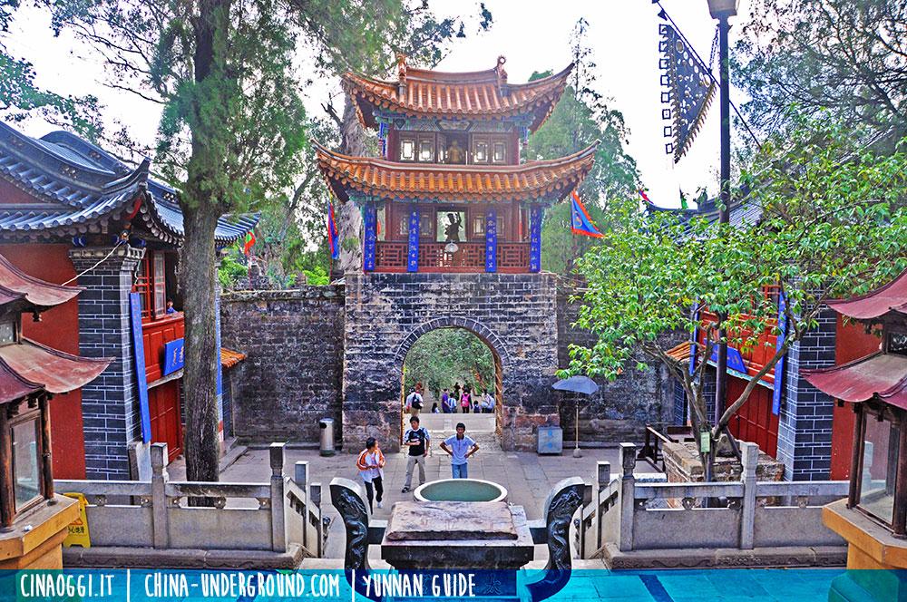 Golden Temple, Kunming, yunnan