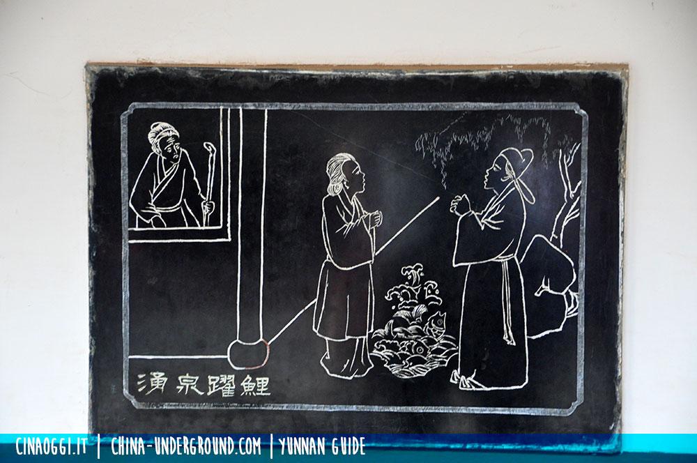 Golden temple, yunnan