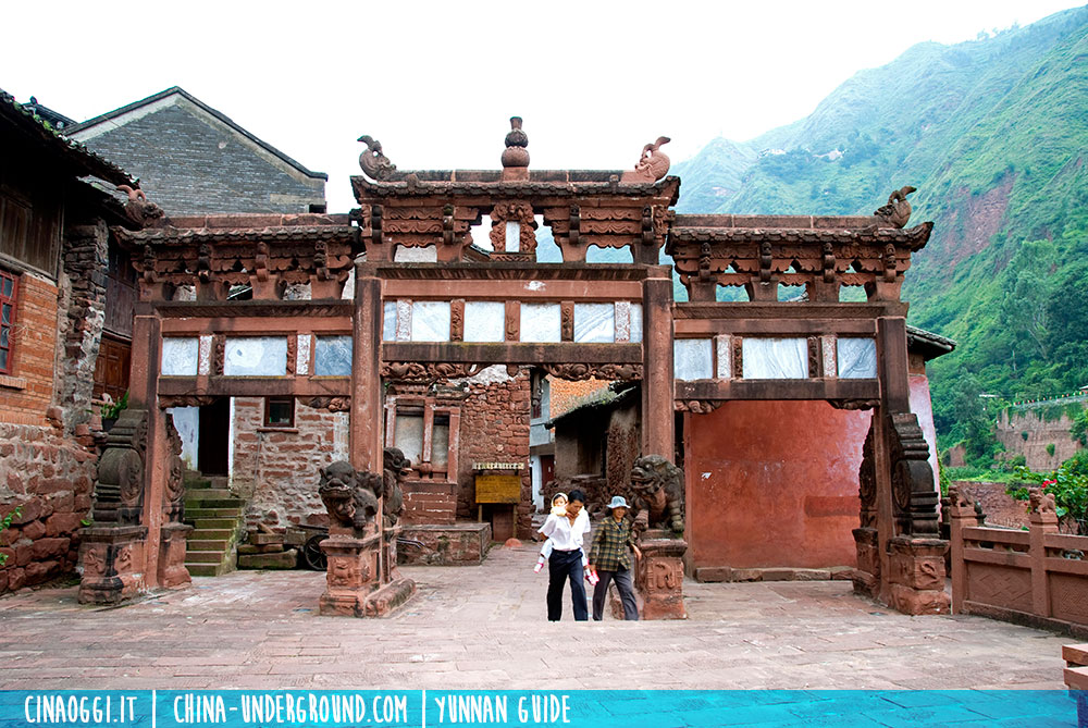 Hejing Ancient Town