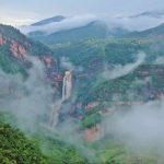 Trip to Santan Waterfall